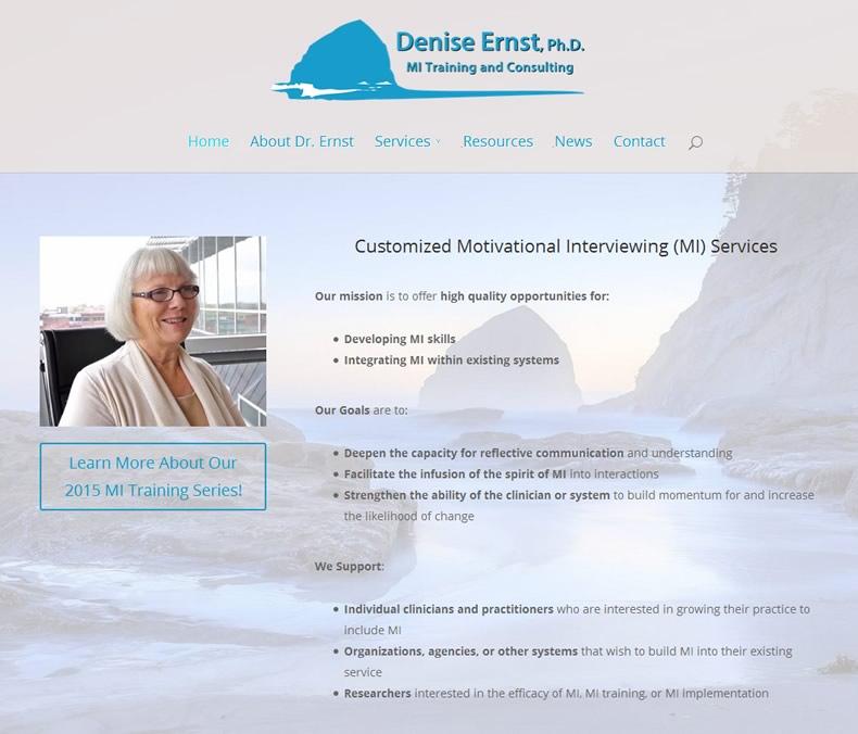 Denise Ernst, Ph.D.