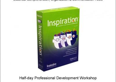 Inspiration 9 Professional Development Workshop