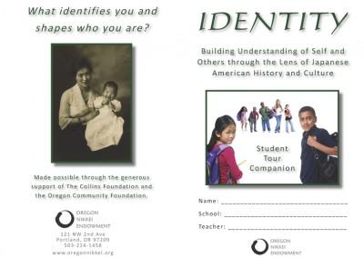 Oregon Nikkei Identity Curriculum + Student Tour Companion