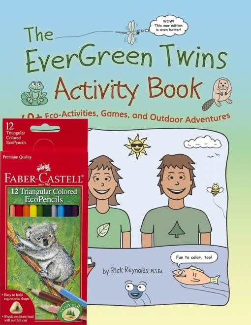 EverGreen Twins Pencil Combo